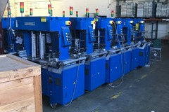 Selling: 2008 Mosca Z5 Strapping Machine