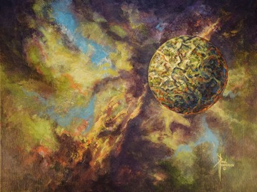 Sell Artworks: The Heavens Open