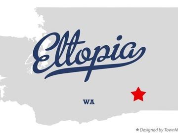 Monthly Rentals (Owner approval required): Eltopia WA, Great Parking Near Attractions