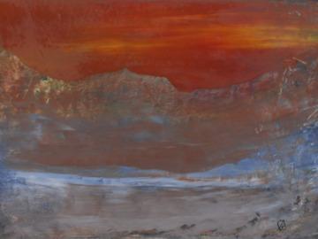 Sell Artworks: Glowing Tribulations