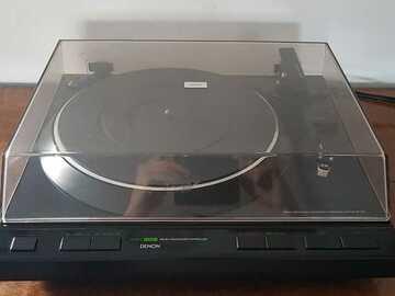 Vente: Platine vinyle DENON DP-35F