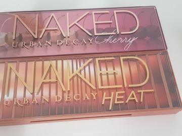 Venta: Kit naked heat & naked cherry
