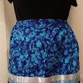 Selling with online payment: Ribbon Skirt Blue XL