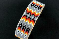 Selling with online payment: Beaded Bracelet