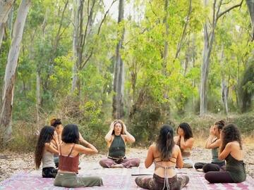 Group Session Offering: Yoga & Twerk (Pelvic Awakening) Group Class