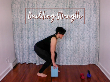 For Sale Now: Building Strength: A Yogis Approach