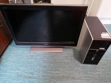 Myydään: Desktop PC