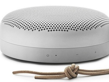 Alquilar: Altavoz Beoplay A1