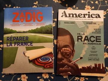 Vente: Vente de magazines