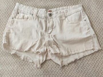 Selling without online payment: Short shorts