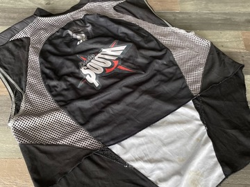Selling with online payment: Dye c6 training top
