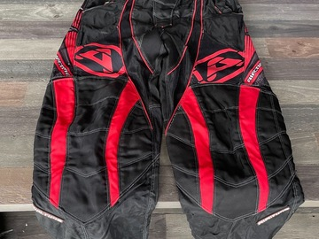 Selling with online payment: Angel airtime playing pants.