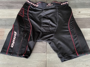 Selling with online payment: Proto slide shorts.