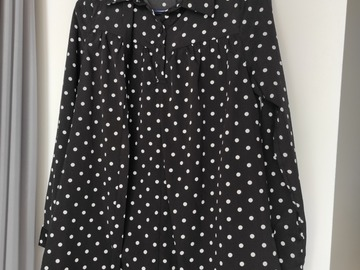 Selling with online payment: Polka Shirt Dress