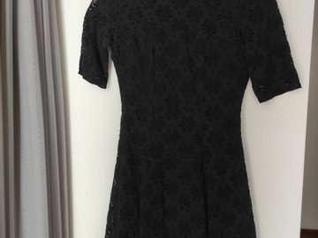 Selling without online payment: Black Lace Dress