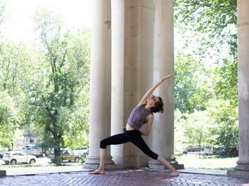Services (Per Hour Pricing): Small Group Yoga