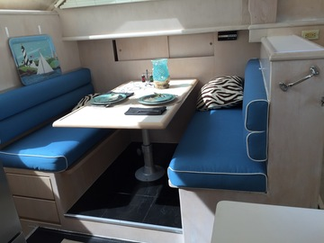 Offering: CUSTOM BOAT CANVAS & UPHOLSTERY - Bay Area, CA