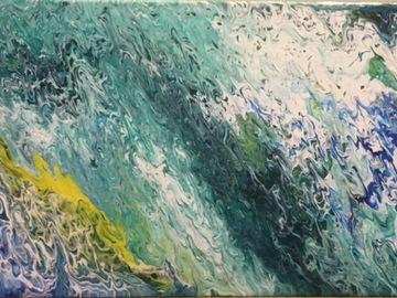 Sell Artworks: Wavecrest