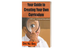 Selling with online payment: Your Guide To Creating Your Own Curriculum : (African Centered Ed