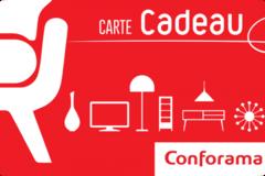 Vente: Bon d'achat Conforama (100€)