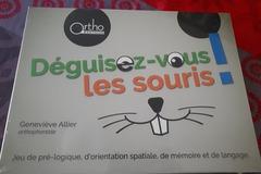 Vente avec paiement en ligne: Déguisez-vous les souris neuf et emballé