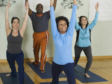 Services (Per Hour Pricing): Beginners Yoga Series: Class 1 of 6 (Standing Poses)