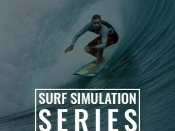 Individual pricing unit: Ombe Surf - Surf Simulation Series