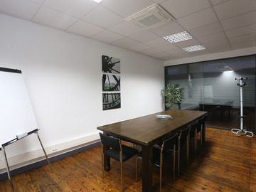 For queries only: Meeting room for 6 people Ceneco