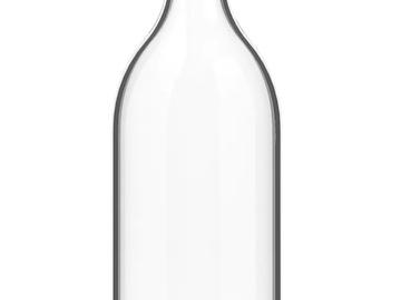 Ostetaan: Ostetaan 10-12kpl Ikean 1l Korken-pulloja