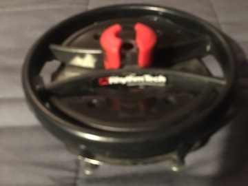 Selling with online payment: Rhythm Tech hihat mounted shaker