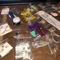 Liquidation/Wholesale Lot: Mystery fashion jewelry lot of 20