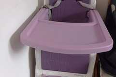 Selling without online payment: Nuna Zaaz Highchair