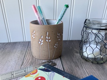 Selling: Ceramic Pencil Holder