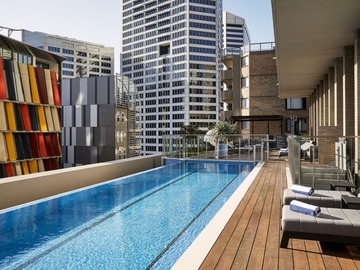 Space by day (Beta): Work, rest, and recharge at Crowne Plaza Sydney Darling Harbour