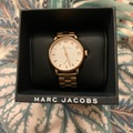 For Sale: Marc Jacobs Baker White Dial MBM3244 Womens Watch