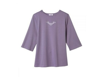 SALE: Warm Winter Weight Adaptive Clothing Top for Women