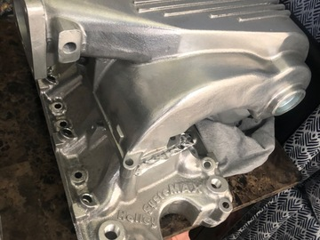 Selling without online payment: Holly intake foxbody 302