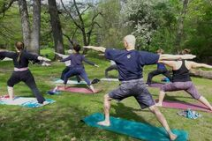 For Sale Now: Prospect Park Evening Yoga Sesh | Standard Price