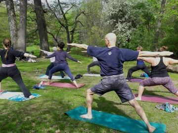 For Sale Now: Prospect Park Evening Yoga Sesh | Drop-In