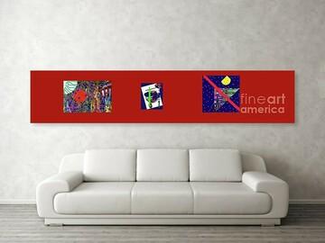 Sell Artworks: 4-23-2071b Canvas Print