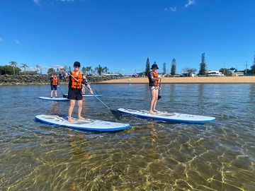 Daily Rate: SUP for the Day by the Bay!