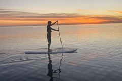 Weekly Rate: Rent for a week, learn for life Standup Paddle