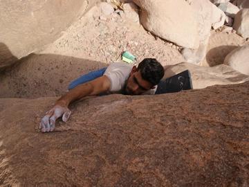 Service/Event: Sinai Rock Climbing Centre and Desert Divers Dahab