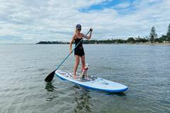 Hourly Rate: Fun & Agile Stand Up Paddle