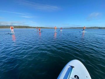 Daily Rate: Big Day Out on this Fun Stand Up Paddle