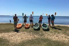 Monthly Rate: Training or Here for awhile? Monthly Booking for Single Kayak