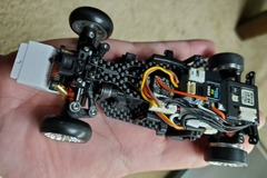 Selling: Atomic Drz mini drift car kyosho