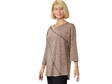 SALE: Women's Antimicrobial Basic Open Back Top