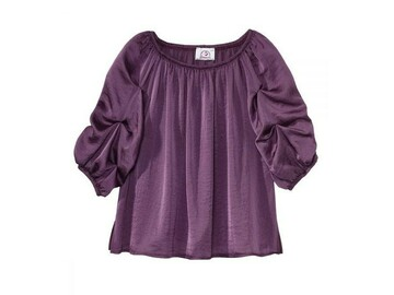 SALE: Easy Independent Self Dressing Peasant Top for Women