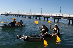 Weekly Rate: Weekly Discount for Double Kayak - Perfect for Couples